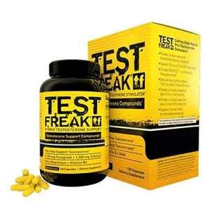 Test Freak Pharma Freak T-Booster Supplement Review