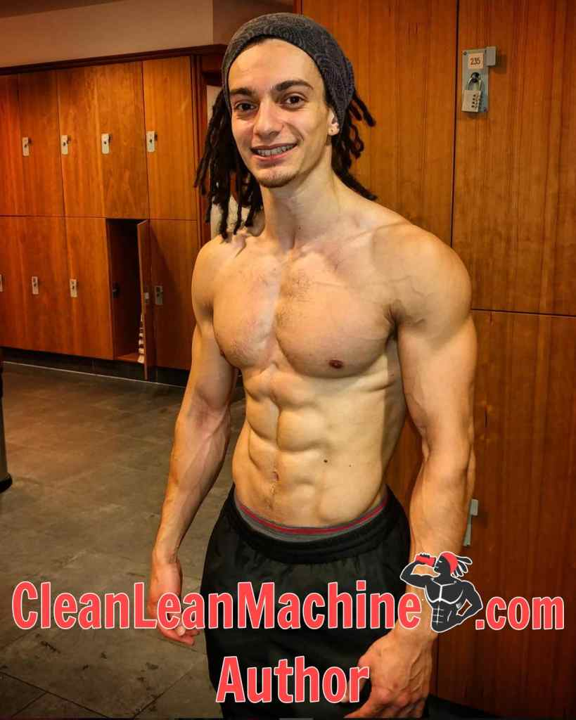 Clean Lean Machine honest supplement reviews author