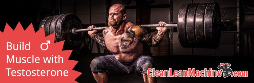 How to Boost Your Testosterone to Build Lean Muscle