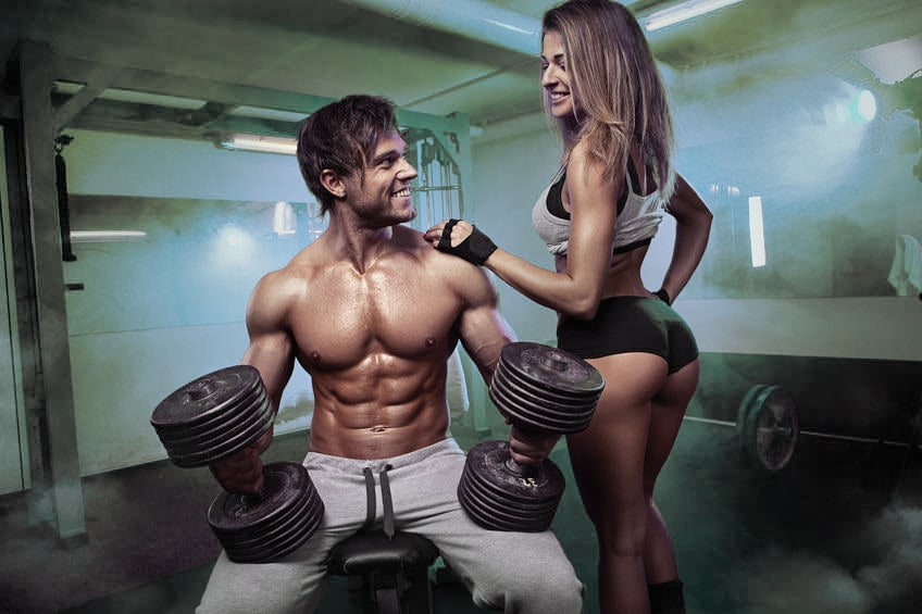Boost your testosterone by increasing your muscle mass