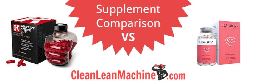 LeanBean vs Instant Knockout