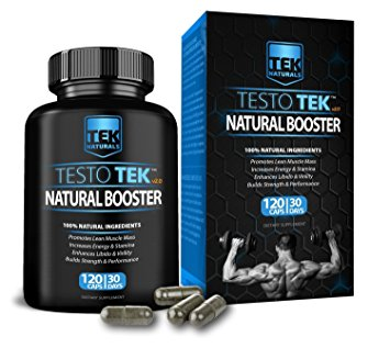 TestoTEK Review - Are there any side effects