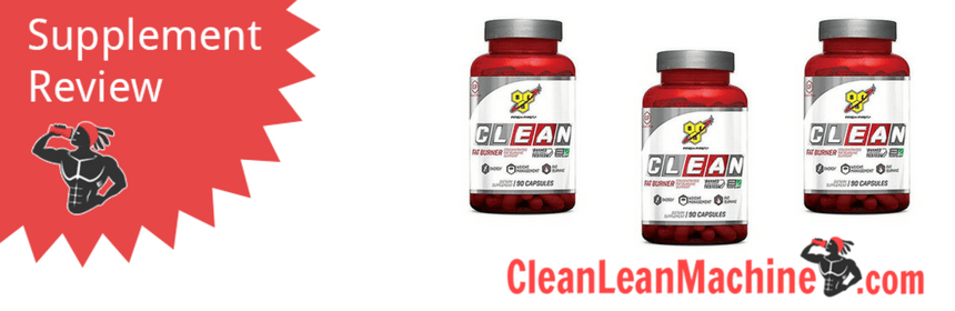 bsn clean fat burner review
