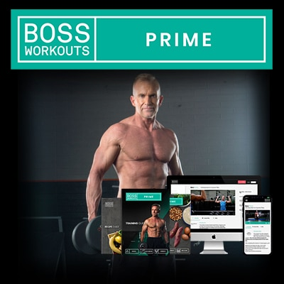 Boss Workouts - Boss Prime Review trainer Darrin Robinson