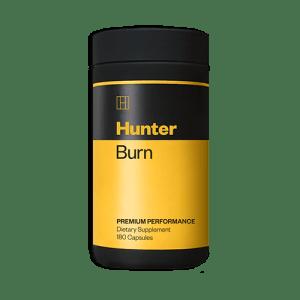 Hunter Burn review - Top 5 Fat Burners for 2018