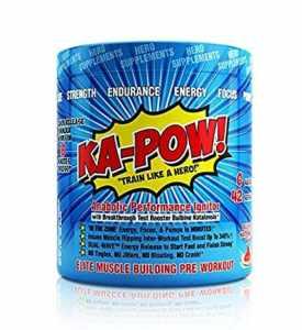 Ka Pow Pre Workout