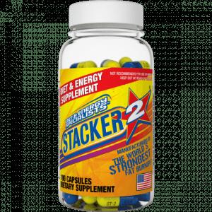 Stacker 2 Fat Burner