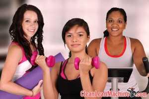 """7 female weight training myths - """"I'll get bulky"""""""