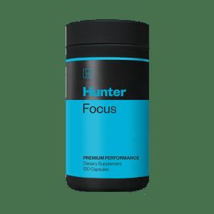 Hunter Focus review - premium nootropic supplement