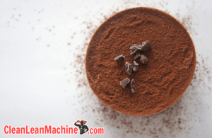 Vegan fitness diet guide cocoa for iron