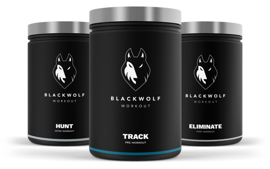 BlackWolf Hunter Pack