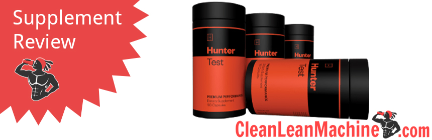 Hunter Test review of premium testosterone booster by Roar Ambition