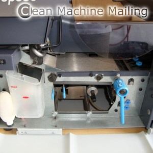 Mailcrafter 9800 Inserter Edge AIM with GBR Accumulator Used