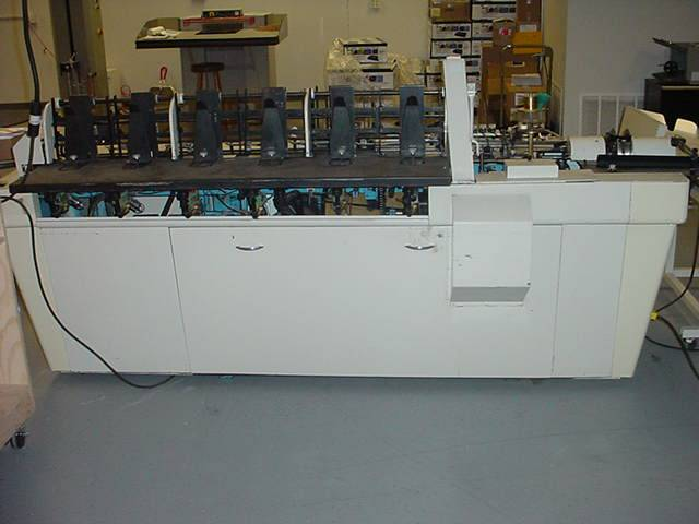 Bell And Howell Imperial 10000 Inserter With Conveyor Used Clean