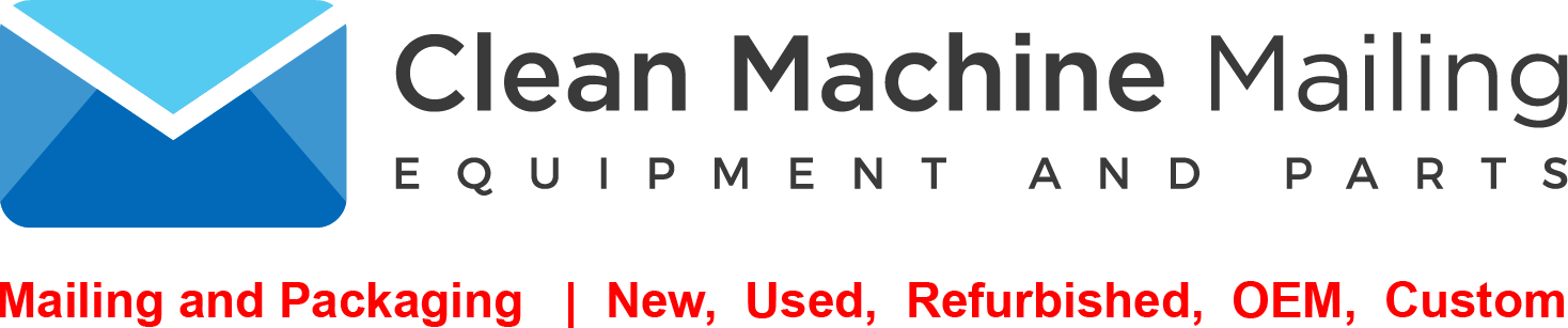 Clean Machine Mailing Direct Mail Equipment And Parts