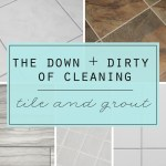 The Down And Dirty Of Cleaning Tile And Grout Clean Mama