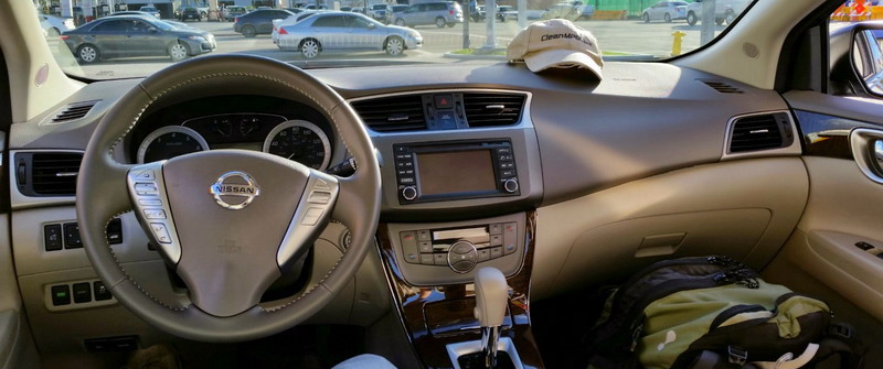 2014 Nissan Sentra SL Review CleanMPG