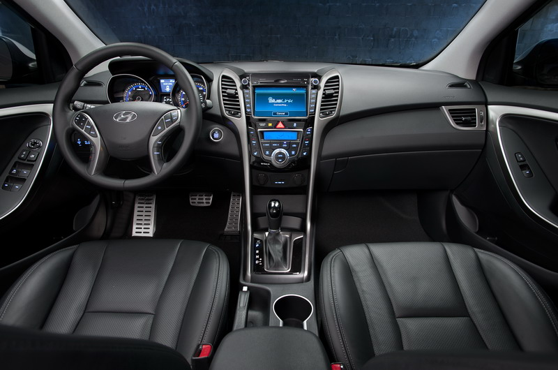CleanMPG Reviews The 2013 Hyundai Elantra GT CleanMPG