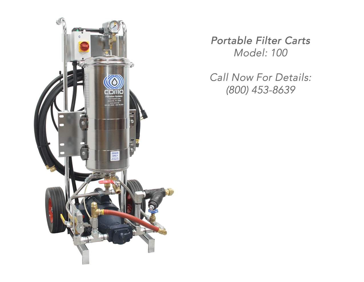 Hydraulic And Lube Oil Filtration Systems