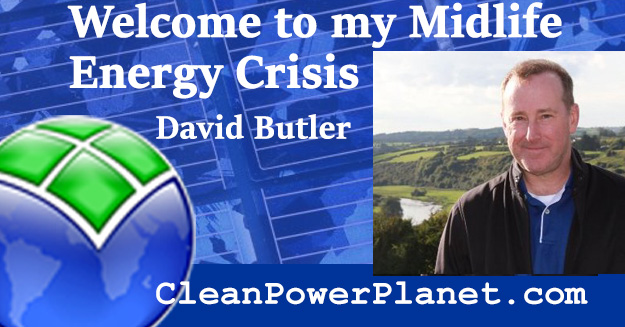 Clean Power Planet Renewable Energy Podcast