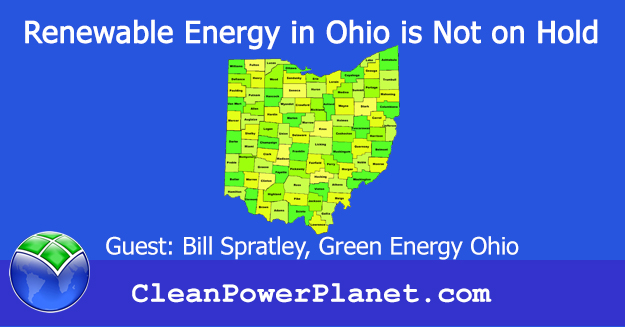Renewable Energy in Ohio is not on hold