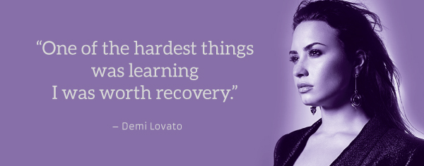 Demi Lovato's Relapse Teaches us How to Ask for Help