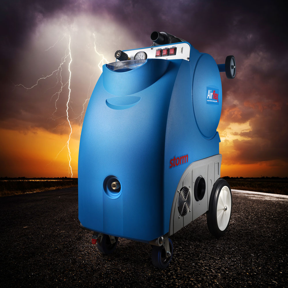 Airflex Storm Professional Carpet Cleaning Machine Cleansmart