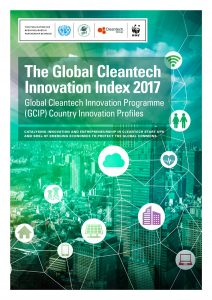 Report Launch @COP23 Global Cleantech Innovation Programme ...