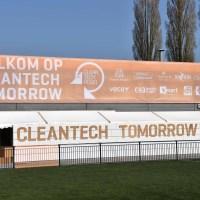 Zonnig Eerbeek ontvangt Cleantech Tomorrow Congres