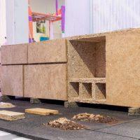 Landscape Furniture sluit agrarische kringloop met biobased TV-meubel