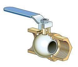 ball-valves-plumbing-system