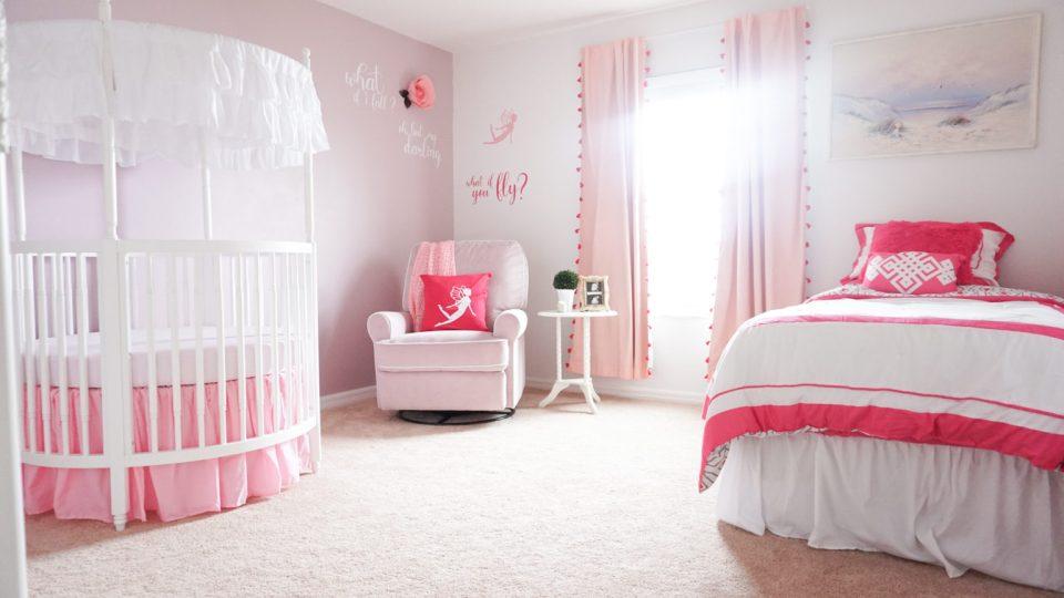 new baby nursery decoration ideas