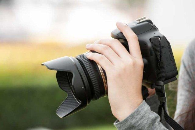 DLSR versus other cameras