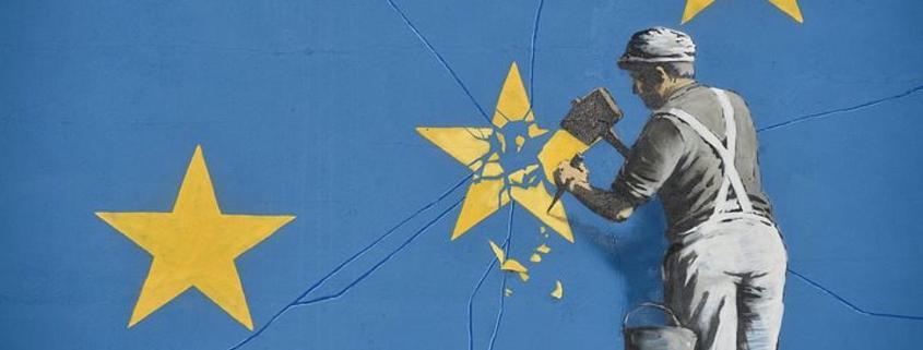 Banksy en Brexit