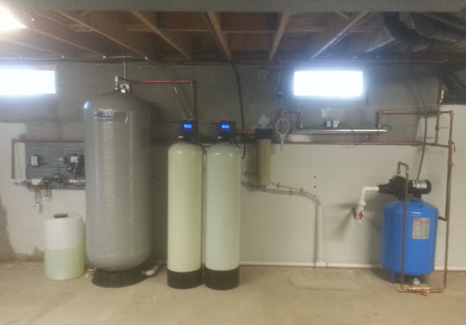 Water Filter System Here Is My System Fully Installed Using The Best Of The Best