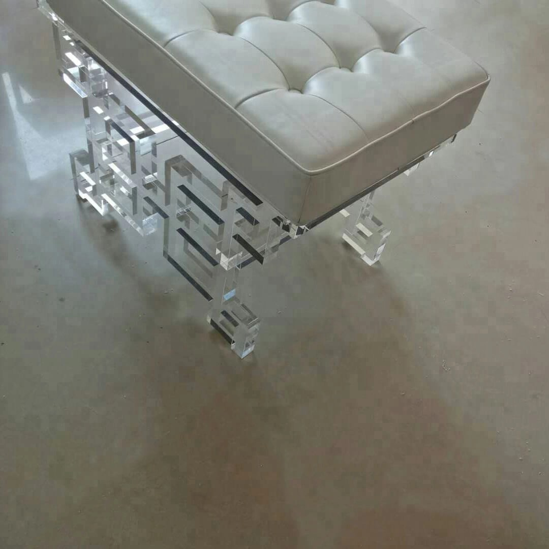 Acrylic Chair Manufacturer With 15 Years Experience In China
