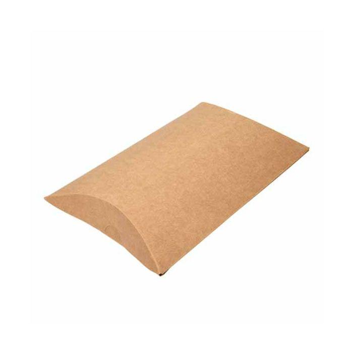 5 x 1 1 4 x 7 kraft pillow boxes 25 pieces kpb78
