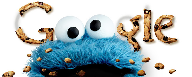 Google monopoly cookie monster sesame street