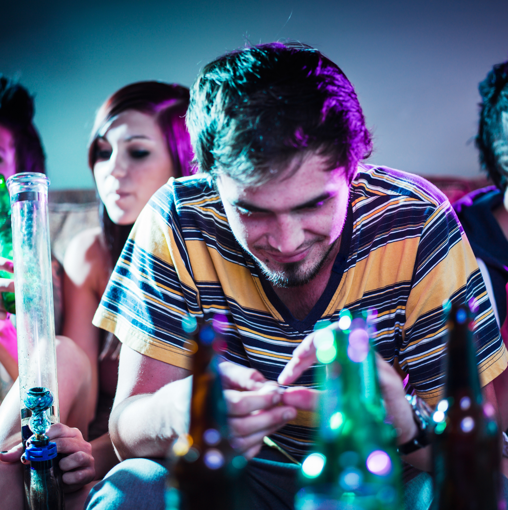 7 Reasons Young Adults Struggle With Drugs And Alcohol