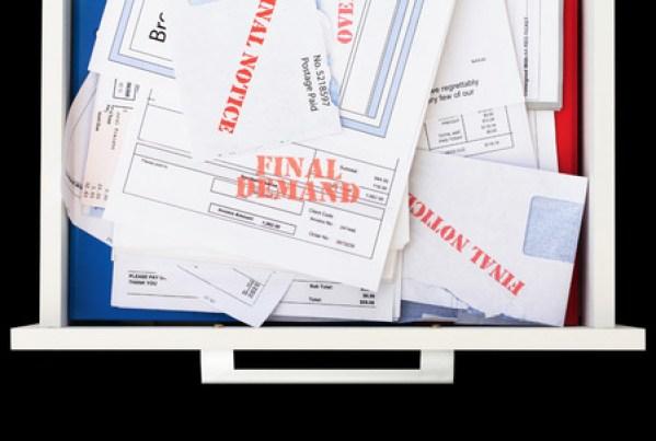 delinquent debt bankruptcy nevada
