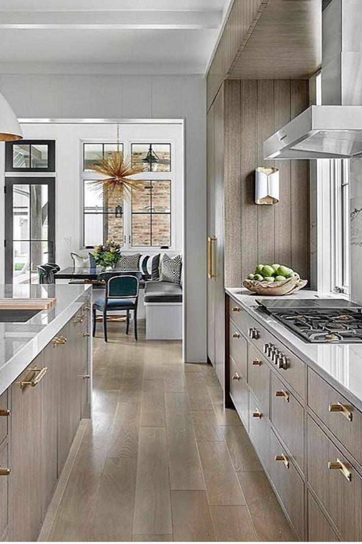 45+ Sleek & Inspiring Contemporary Modern Kitchen Design ... on Modern Kitchen Design Ideas  id=30870
