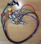 Sound Devices 788t Audio Snake with Techflex by Matt Radlauer