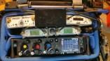 SD633, Lectrosonics SRb, Zaxcom Wireless