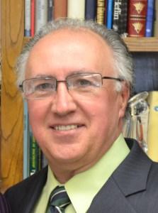 Senior Pastor Michael Hull
