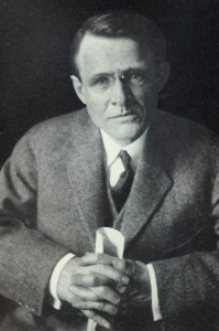 Portrait of Frederic C. Howe.
