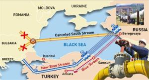 Russia Turkey gas pipeline Jan 2015