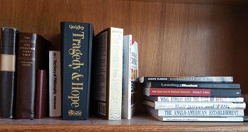 Jack's Book Shelf