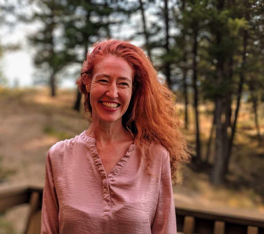 Karen McAllister Co-Creator & Teacher - Clear Sky Center