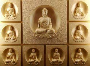 16 buddha body retreat