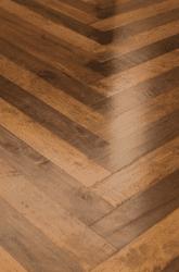 Temple Meditation Hall Hardwood Floor
